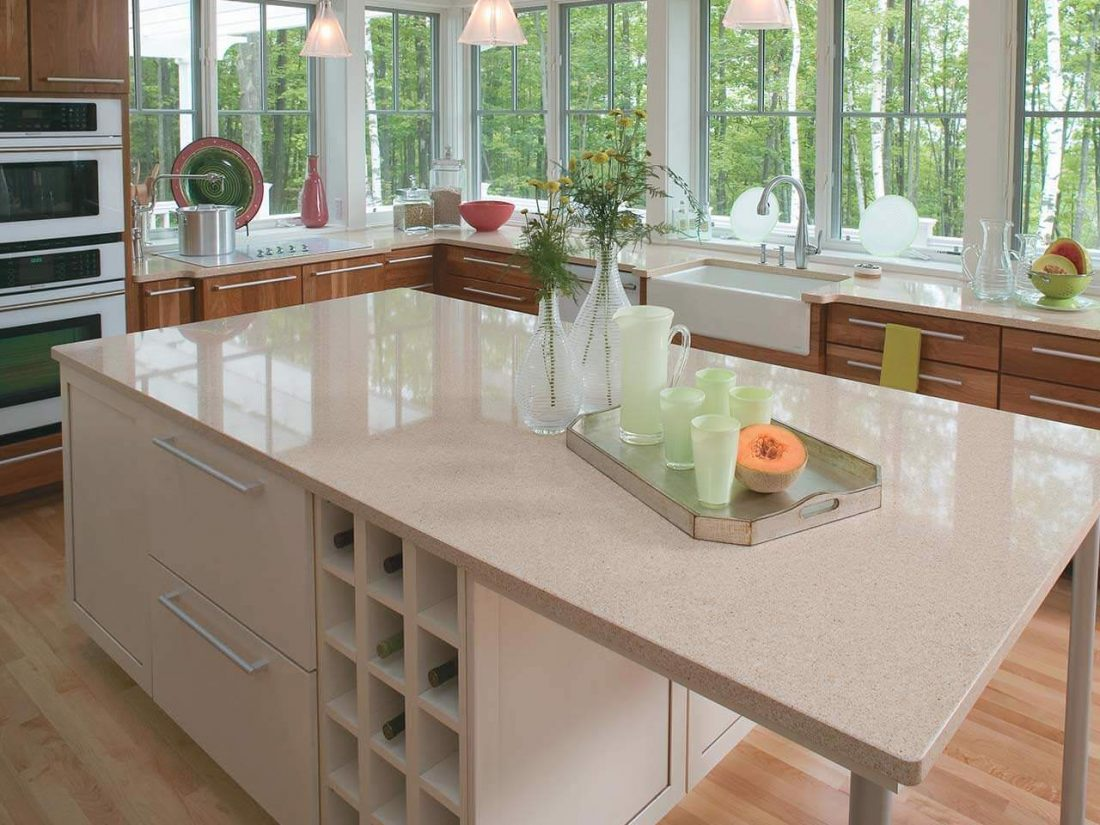 Cardiff Cream Cambria Quartz
