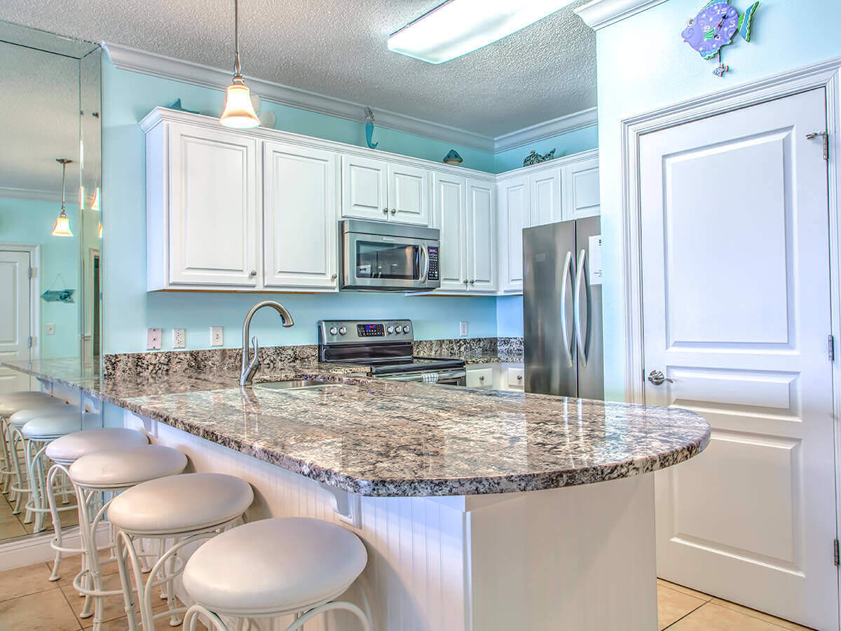 Blue Dunes Granite17751 | Countertops, Pictures, Pricing, Samples