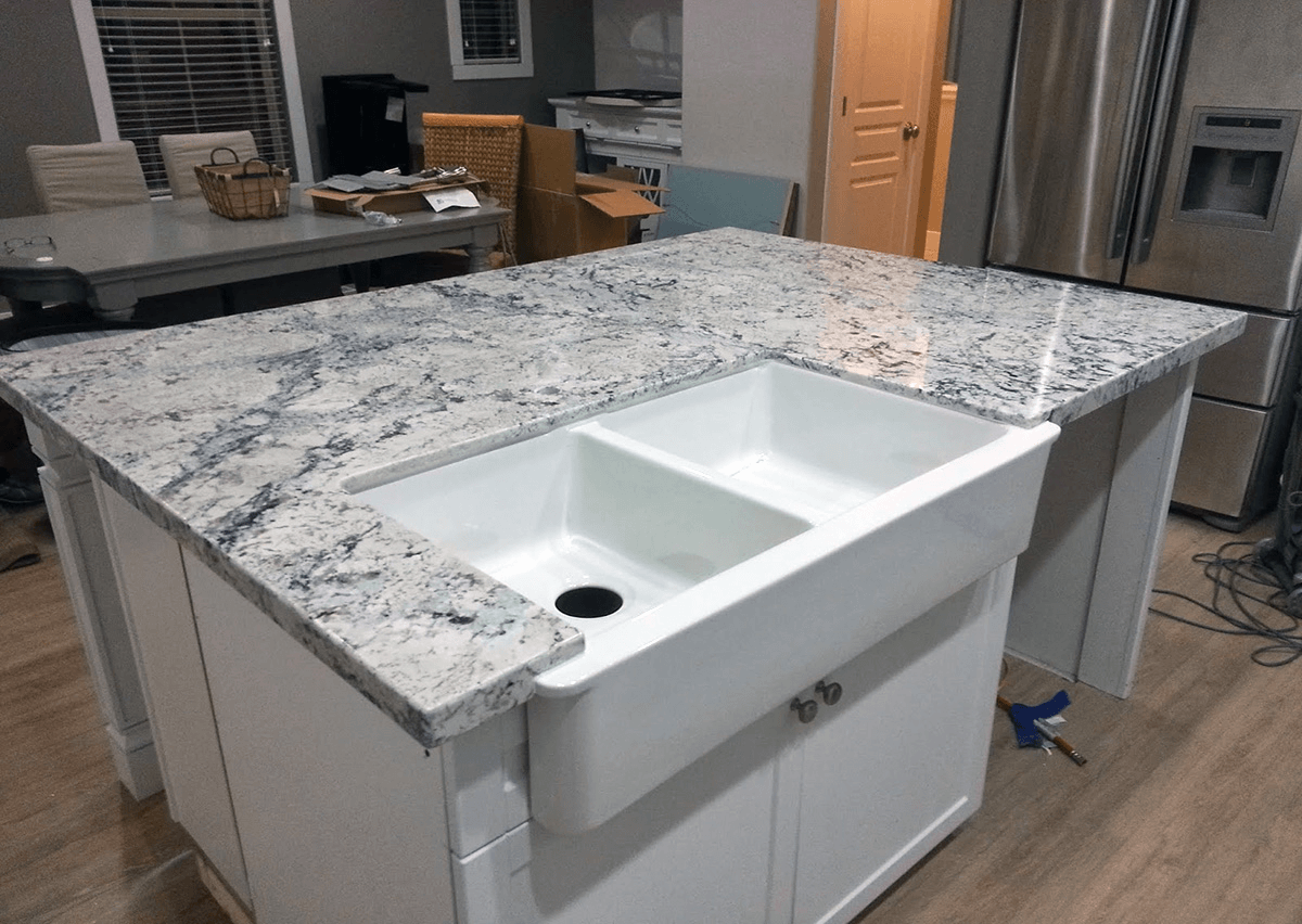 White Ice Granite 16967 Countertops Pictures Pricing