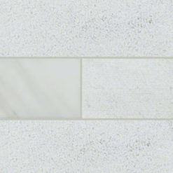 Greecian White Marble Subway Tile 4x12