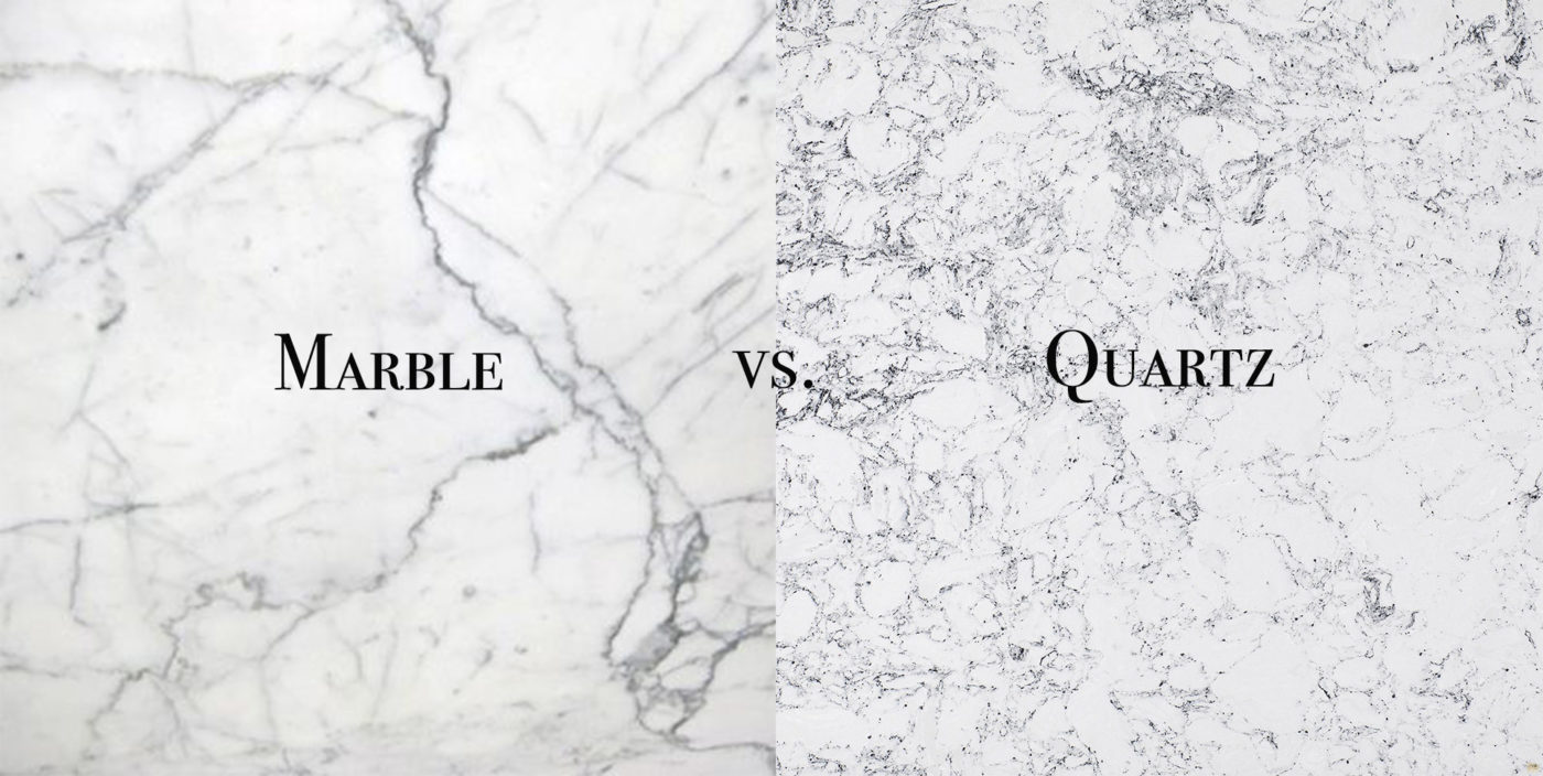 How To Get The Look Of Marble For Less Quartz Countertops Tampa Fl