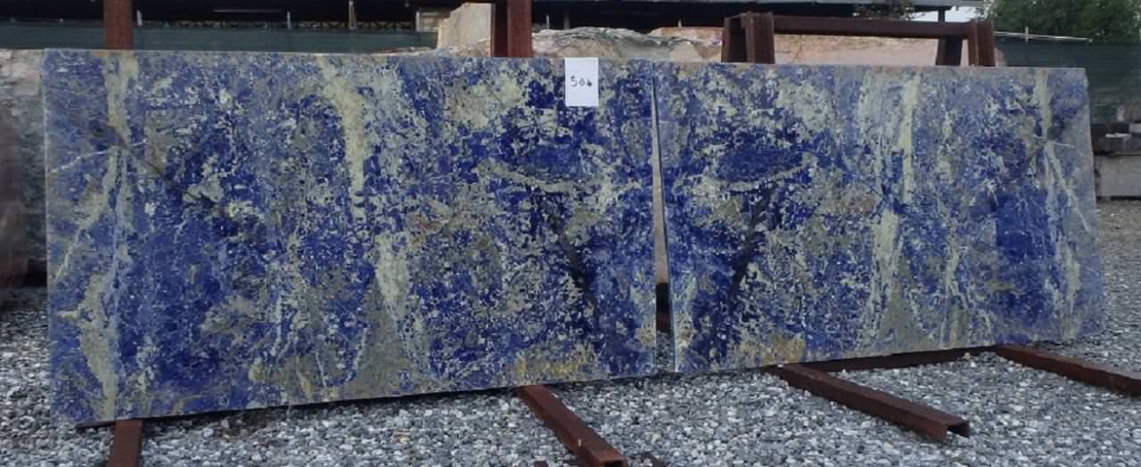 Sodalite Blue Granite Countertops