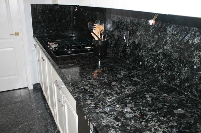 Volga Blue Granite