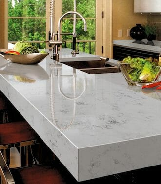 1 quartz granite marble countertops tampa bay for Engineered quartz countertops