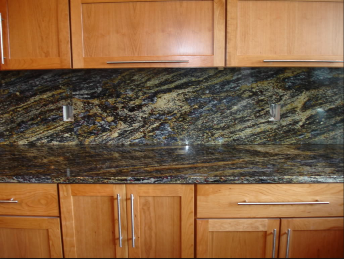 Cinderella Blue Granite