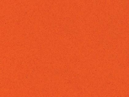 Silestone Orange Cool Quartz